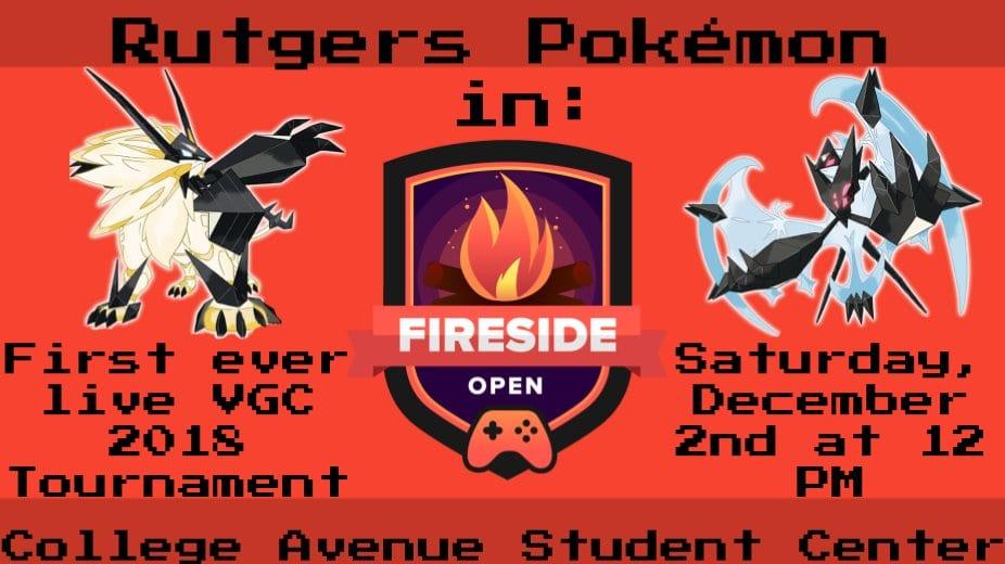 pokemon vgc 2018 rutgers fireside open