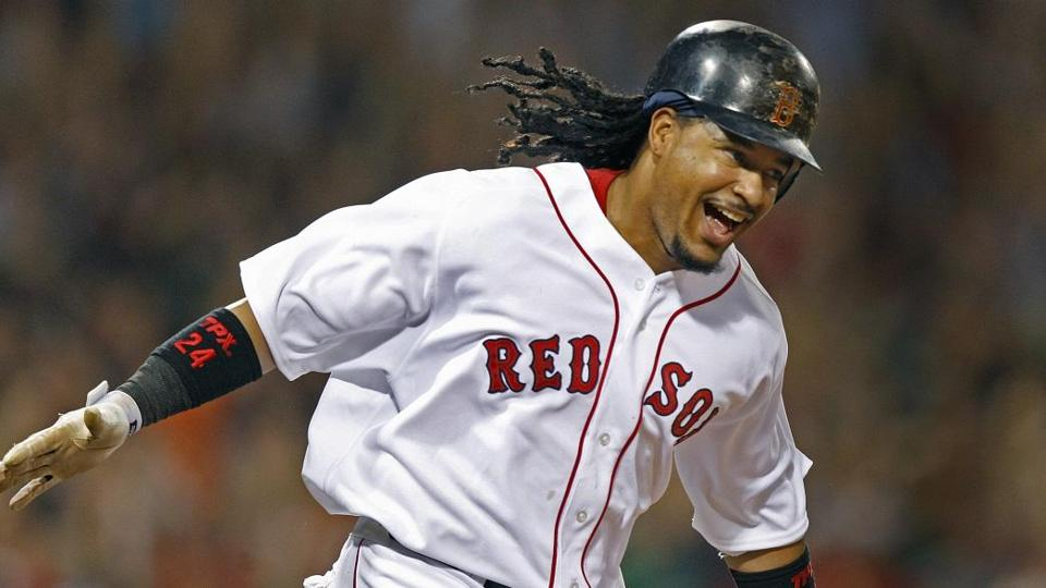 Manny Ramirez Hall of Fame