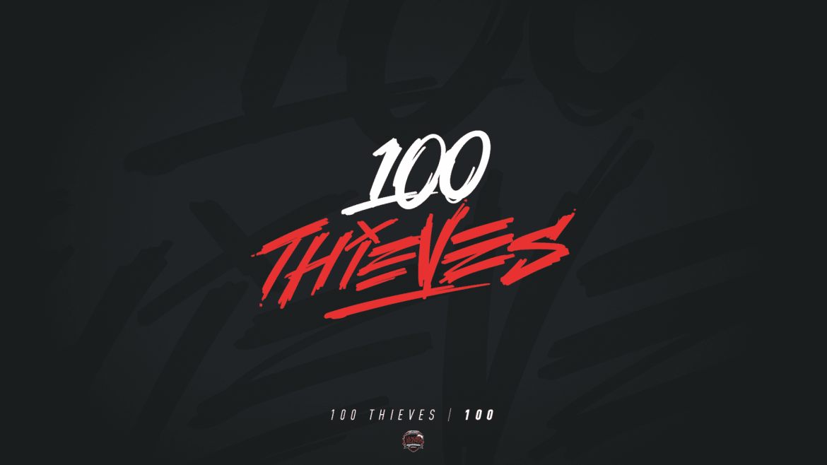 100 Thieves joins the 2018 Academy League