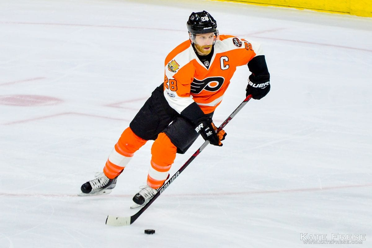 Philadelphia Flyers losing streak