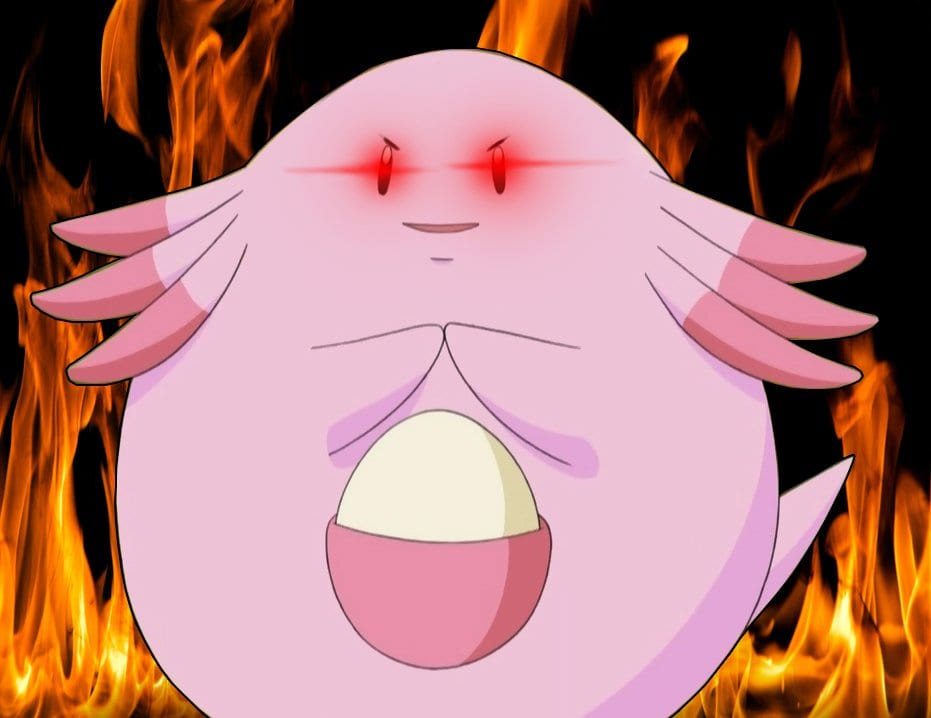 chansey pokemon vgc 2018