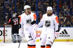 NHL All-Star weekend