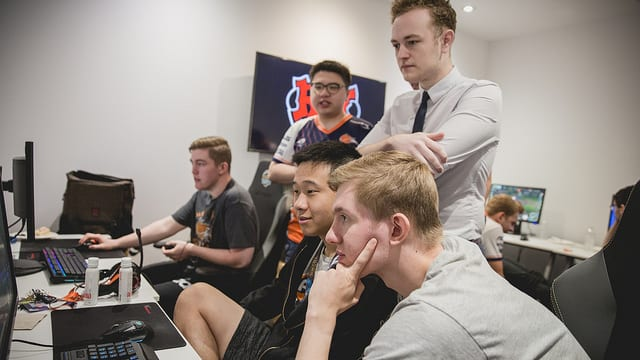 Inero is the head coach for Echo Fox in 2018