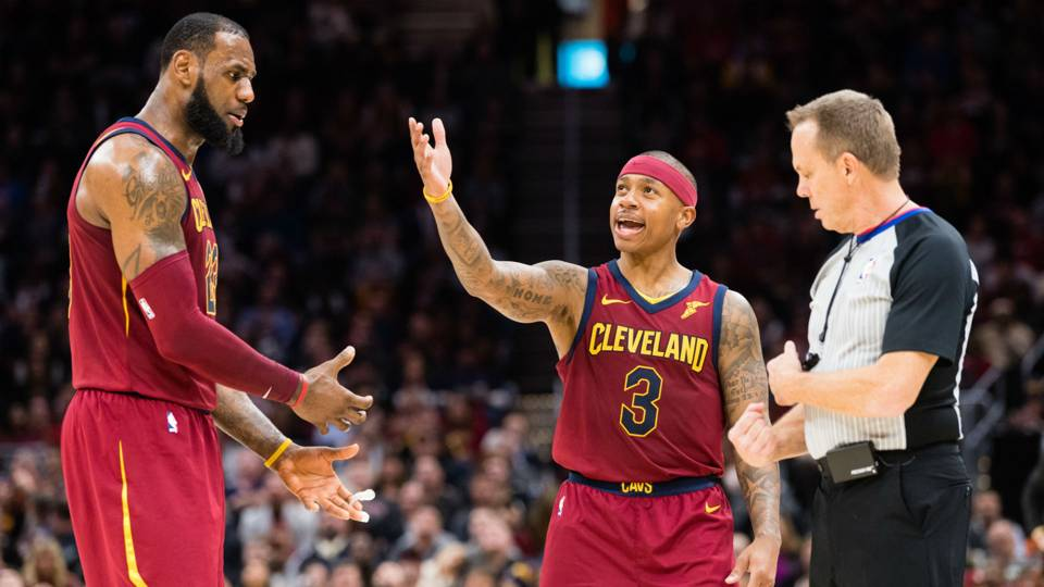 Cleveland Cavaliers time to panic
