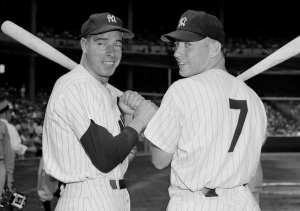 New York Yankees Retired Number