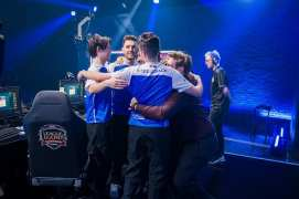 Giants Gaming is tied for second in the 2018 EU LCS