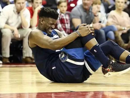 Jimmy Butler injury
