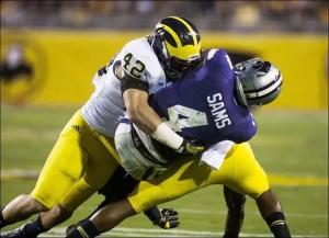 Minnesota Vikings' linebackers