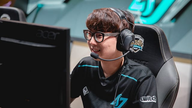 Reignover joined CLG for 2018