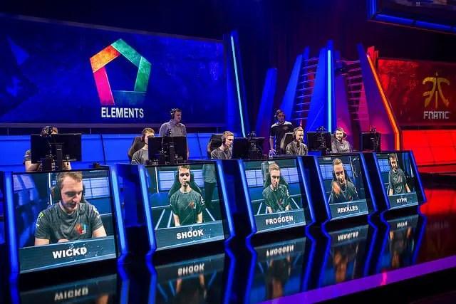 Elements entered the LCS Spring Split 2015
