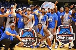 NCAA tournament upset teams