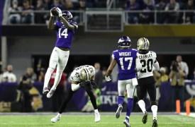 Minnesota Vikings receivers