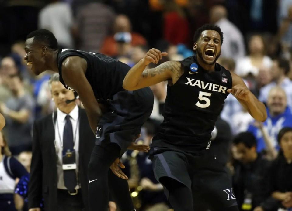 NCAA preliminary bracket winners and losers