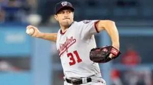 2018 MLB All-Star pitchers