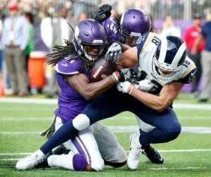 Minnesota Vikings safeties
