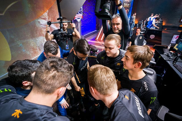 Vitality will face Fnatic in the semifinals of the 2018 Spring Split playoffs