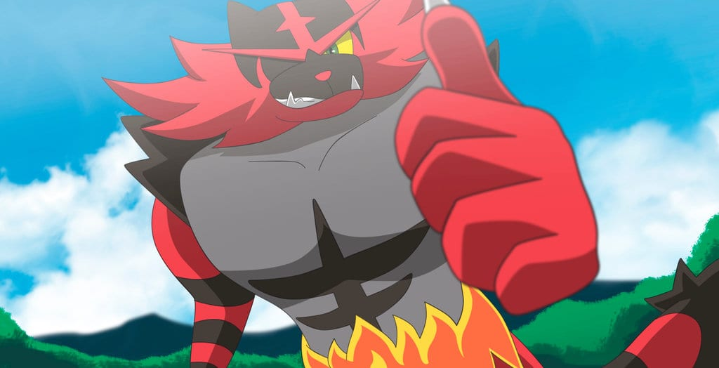 Image result for intimidate incineroar