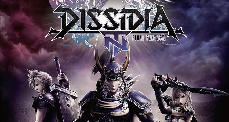 Dissidia Final Fantasy NT Boxart