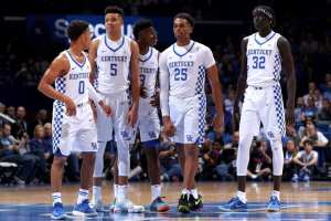 NCAA Sweet 16 Kentucky