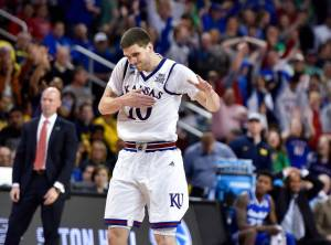 Kansas Jayhawks Final Four