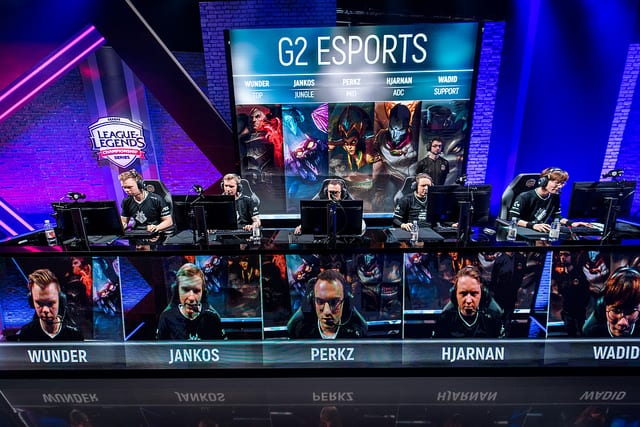 G2 will face Fnatic in the 2018 EU LCS Finals