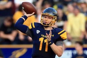 Logan Woodside NFL Draft profile