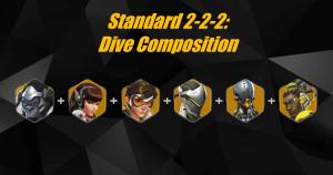 Standard dive