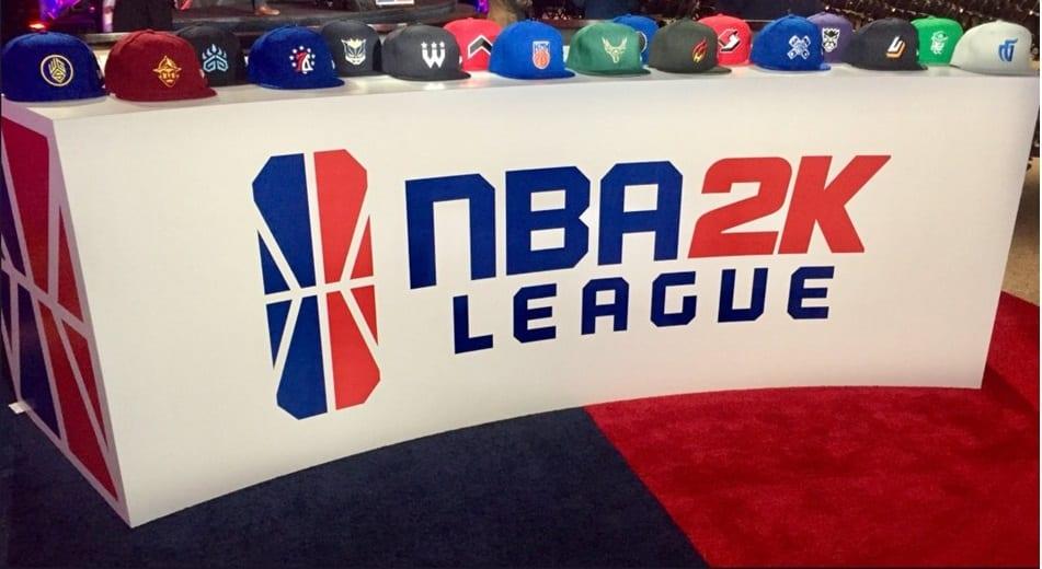 NBA 2k Leage Draft