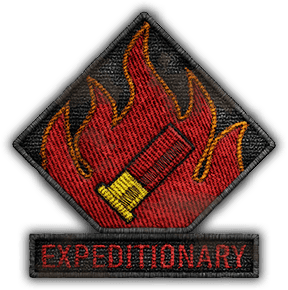 Expeditionary division logo