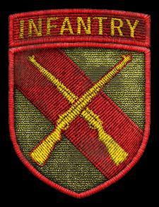 Infantry division logo