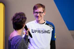 "Stanislav ""Mistakes"" Danilov, a Boston Uprising competitor"