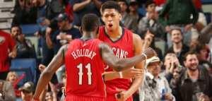 New Orleans Pelicans playoffs