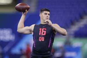 2018 NFL Draft quarterbacks