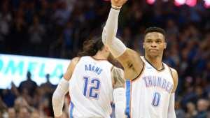 NBA MVP candidates