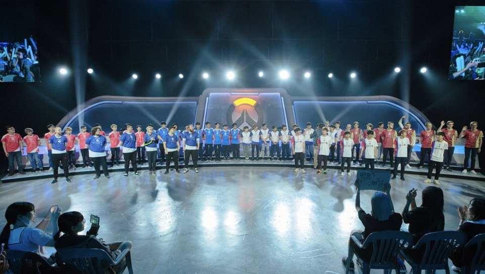 Overwatch World Cup Incheon
