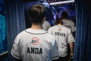 Anda and Rikara made their playoffs debut as rookies this weekend