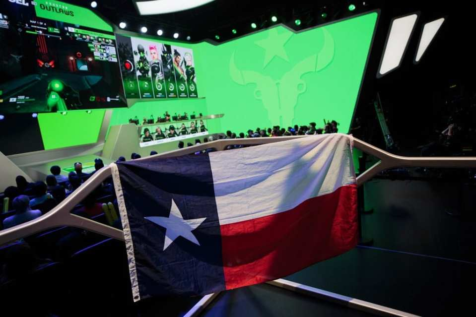 Houston Outlaws DPS