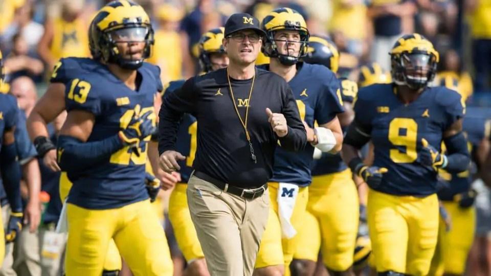 week two Michigan football analysis
