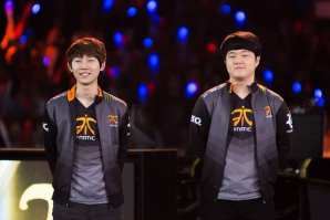 Huni and Reignover were Korean imports on Fnatic in 2015