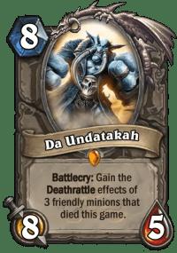 Powerful New Rastakhan Cards