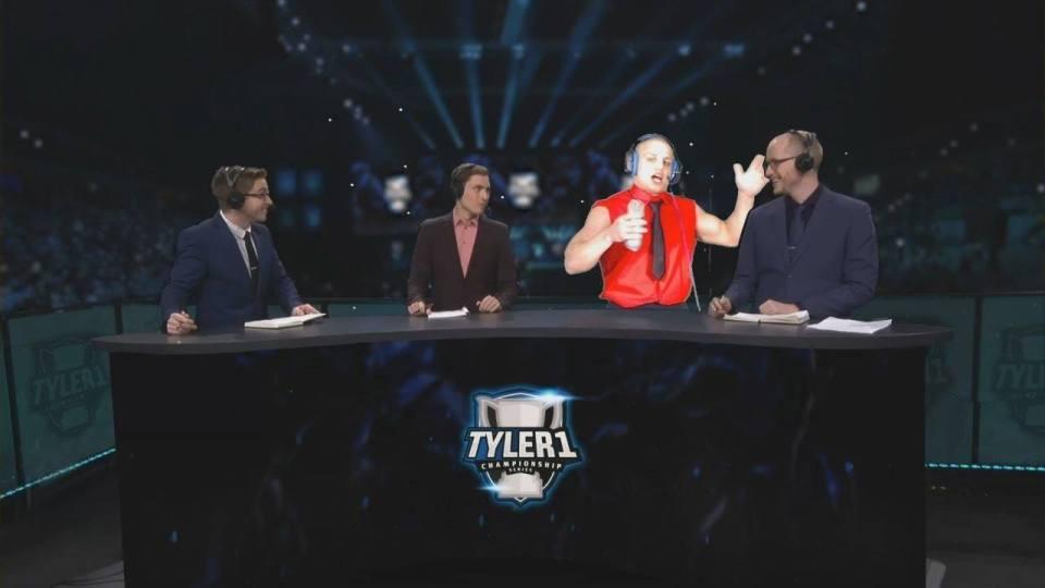 Tyler1 Championship Series