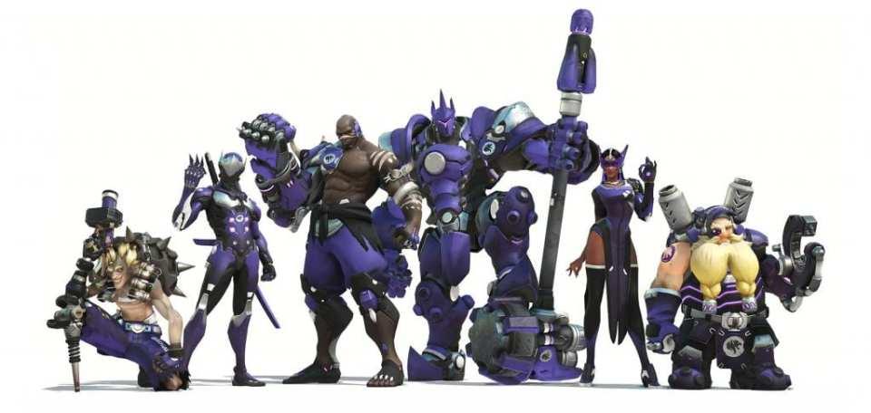 Overwatch League Recap Los Angeles Gladiators Vs Shanghai Dragons