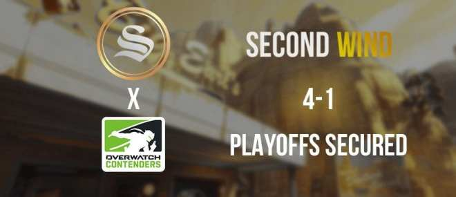NA Contenders 2018 Playoff Power Rankings
