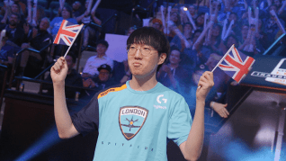 London Spitfire vs Atlanta Reign