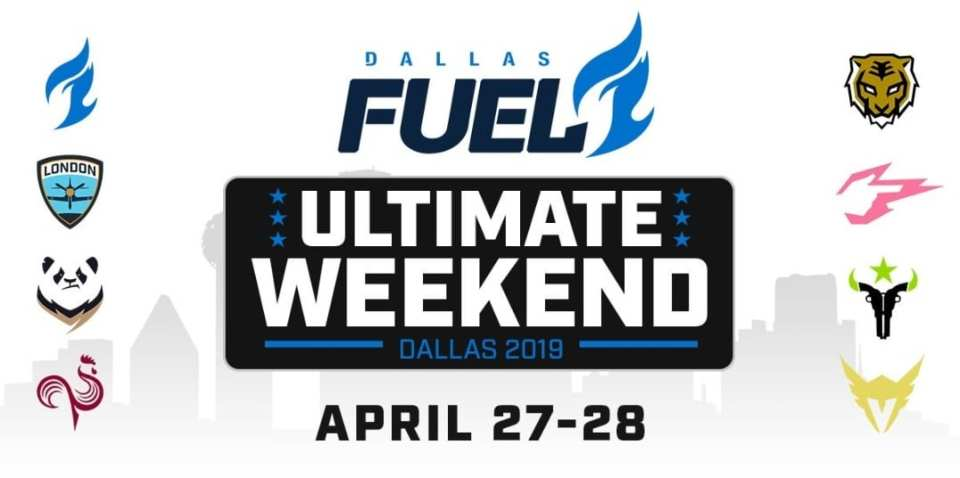 Dallas Fuel stage two