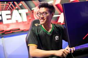 WIldturtle is Mr. Fantastic of the Fantastic Four for week four of the 2019 LCS Spring Split