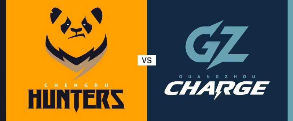 Guangzhou Charge vs. Chengdu Hunters