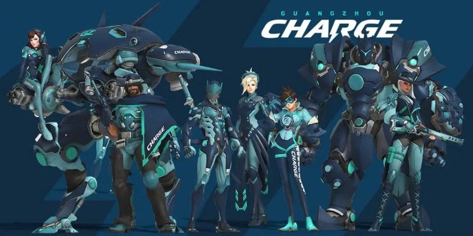 Guangzhou Charge Week 1