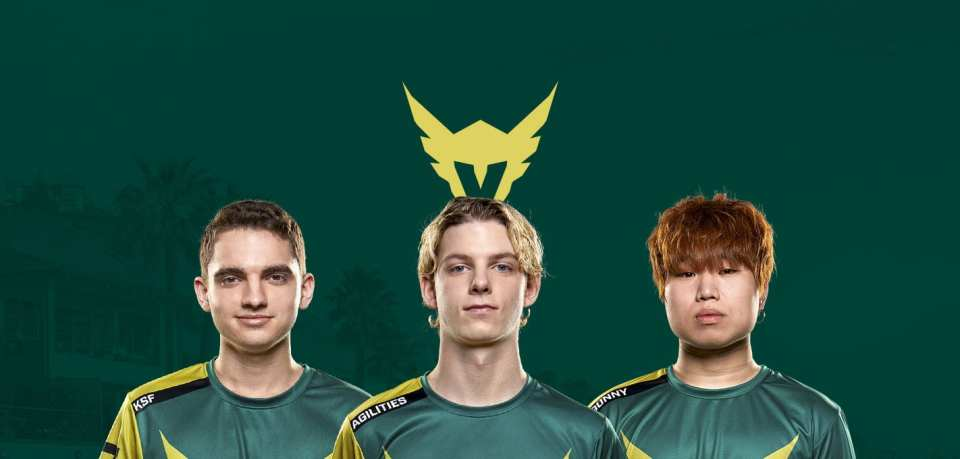 Los Angeles Valiant Player Profiles Dps