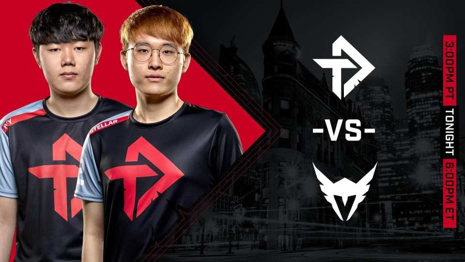 Toronto Defiant vs Los Angeles Valiant